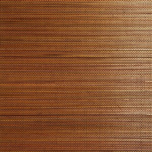 Kong Tawny Grasscloth Wallpaper 63-54716