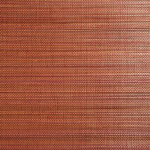 Yi Jie Tawny Grasscloth Wallpaper 63-54717
