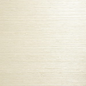 Ping Cream Grasscloth Wallpaper 63-54719