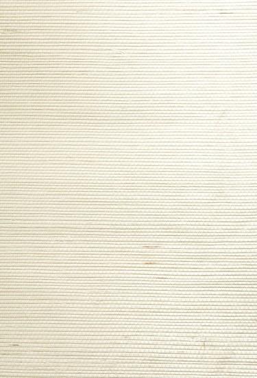 Ming Cream Grasscloth Wallpaper 63-54720
