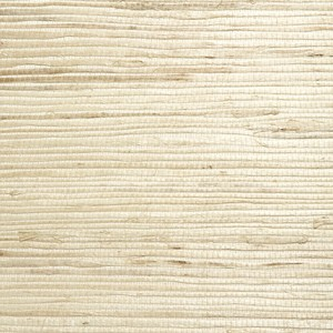 Qi Taupe Grasscloth Wallpaper 63-54727