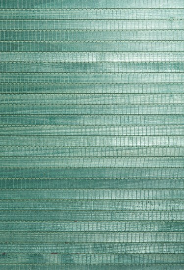 Kumi Green Grasscloth Wallpaper 63-54728
