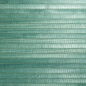 Kumi Green Grasscloth Wallpaper 63-54728