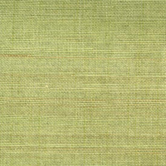 Miyo Green Grasscloth Wallpaper 63-54735