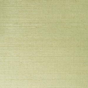Narumi Light Green Grasscloth Wallpaper 63-54748