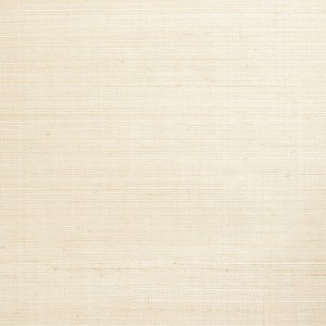 Sying Cream Grasscloth Wallpaper 63-54749