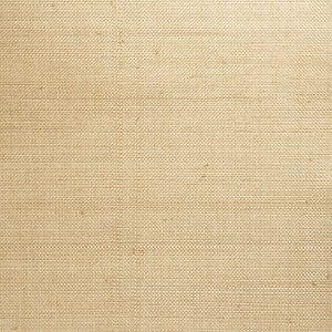Chan Juan Taupe Grasscloth Wallpaper 63-54756