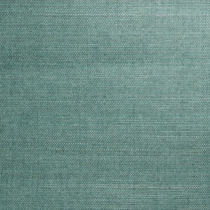 Kimiyo Aqua Grasscloth Wallpaper 63-54758