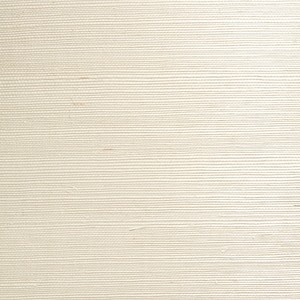 Pei Cream Grasscloth Wallpaper 63-54760