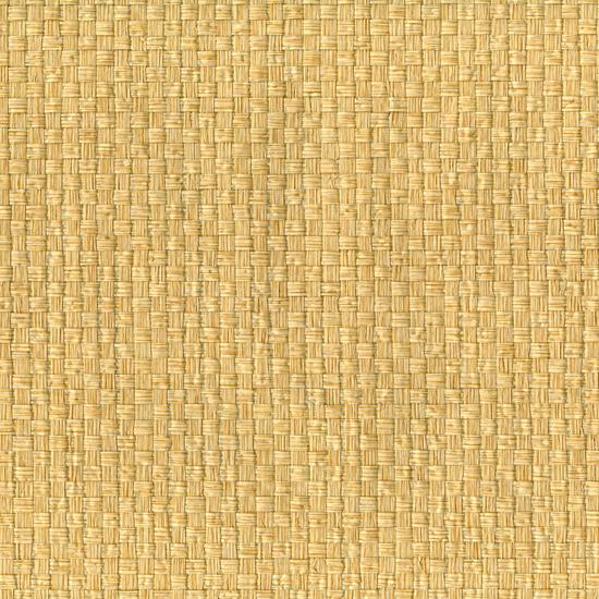 Kuan-Yin Cream Grasscloth Wallpaper 63-54773
