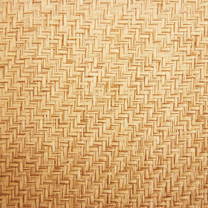 Li Qin Beige Grasscloth Wallpaper 63-54775