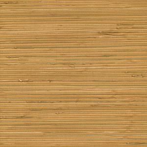 Li Na Light Brown Grasscloth Wallpaper 63-65424
