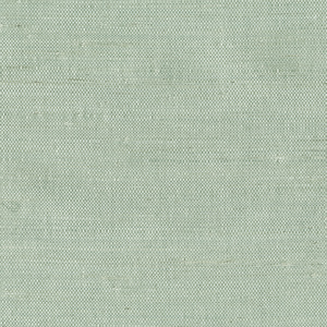 Kimi Light Green Grasscloth Wallpaper 63-65609