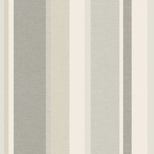 Raya Beige Linen Stripe Wallpaper 2535-20634