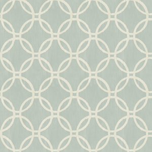 Ecliptic Blue Geometric Wallpaper 2535-20638
