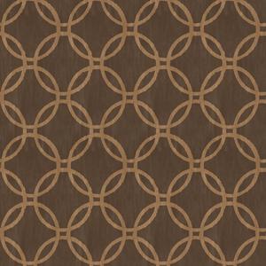 Ecliptic Brown Geometric Wallpaper 2535-20640