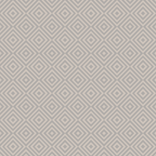 Metropolitan Grey Geometric Diamond Wallpaper 2535-20658