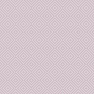 Metropolitan Lavender Geometric Diamond Wallpaper 2535-20659