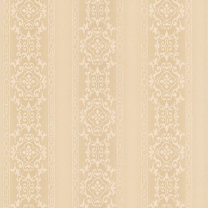 Camden Beige Ornate Stripe Wallpaper 990-65000