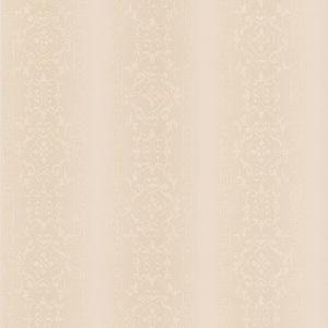Camden Cream Ornate Stripe Wallpaper 990-65002