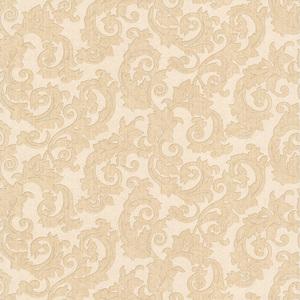 Fulham Beige Scrolls Wallpaper 990-65004
