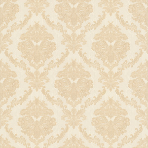 Westminster Beige Damask Wallpaper 990-65045