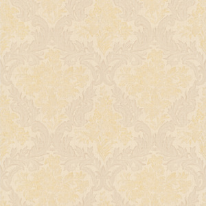 Cotswold Cream Floral Damask Wallpaper 990-65059