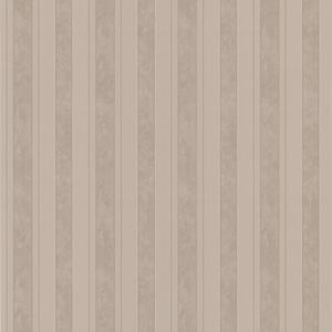 Kingsbury Taupe Satin Stripe Wallpaper 990-65074