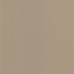 Abbey Light Brown Diamond Pattern Wallpaper 990-65084