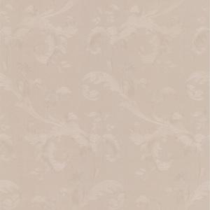 Isleworth Light Grey Floral Scroll Wallpaper 990-65093
