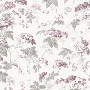 Emily Purple Blossom Trail Wallpaper 2668-21522