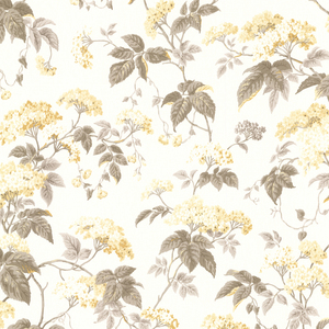 Emily Yellow Blossom Trail Wallpaper 2668-21524