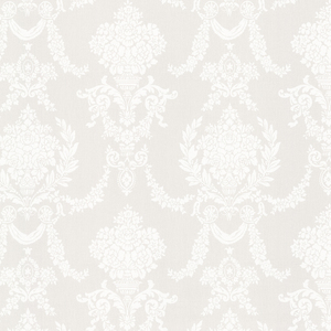 Sophia Grey Damask Wallpaper 2668-21538