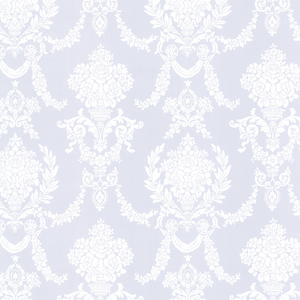 Sophia Blue Damask Wallpaper 2668-21539