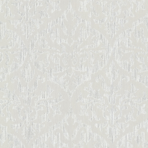 Sumatra Pewter Ikat Damask Wallpaper 2542-20703