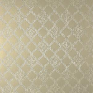 Jakarta Gold Ikat Motif Wallpaper 2542-20704