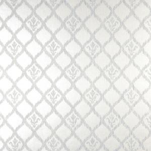Jakarta Silver Ikat Motif Wallpaper 2542-20705