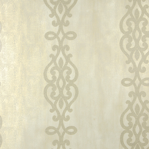 Anaconda Champagne Glitter Stripe Wallpaper 2542-20719