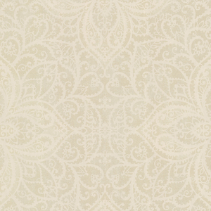 Oberon Brass Moroccan Medallion Wallpaper 2542-20743