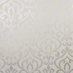 Venus Lavender Metallic Mini Damask Wallpaper 2542-20756