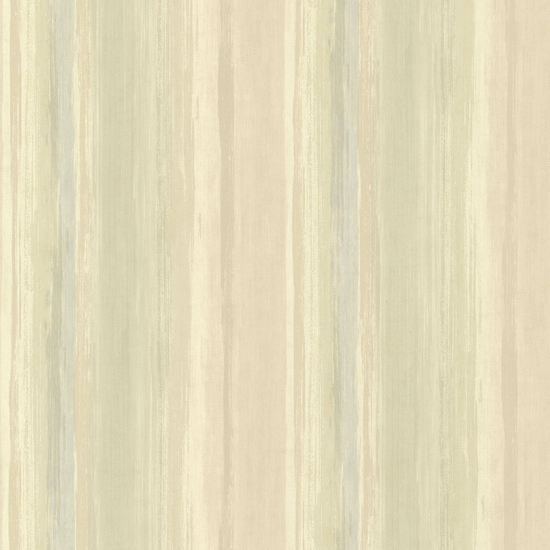 Sebago Moss Dry Brush Stripe Wallpaper SRC01721