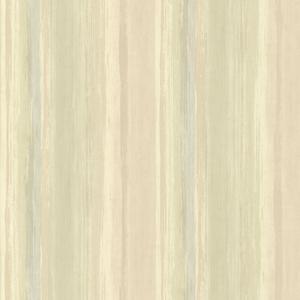 Sebago Moss Dry Brush Stripe Wallpaper SRC01721