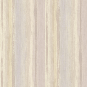 Sebago Mauve Dry Brush Stripe Wallpaper SRC01723