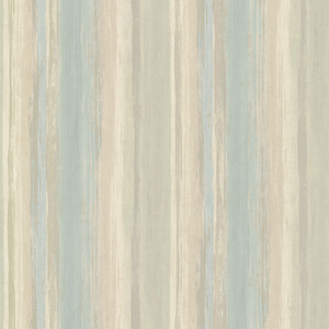 Sebago Aqua Dry Brush Stripe Wallpaper SRC01724