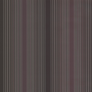 Casco Bay Plum Ombre Pinstripe Wallpaper SRC01731