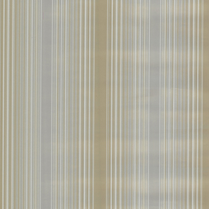 Casco Bay Pewter Ombre Pinstripe Wallpaper SRC01732