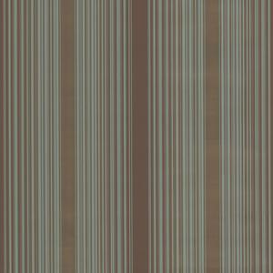 Casco Bay Turquoise Ombre Pinstripe Wallpaper SRC01733