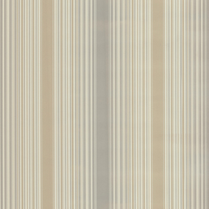Casco Bay Beige Ombre Pinstripe Wallpaper SRC01735