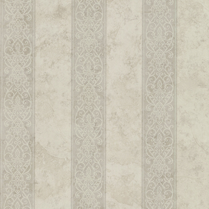 Presque Isle Taupe Regal Stripe Wallpaper SRC01754