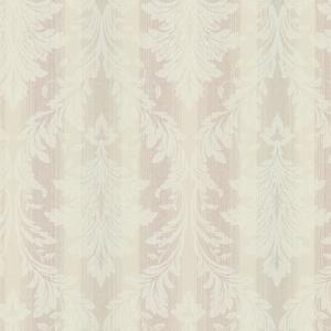 Rangeley Mauve New Avalon Stripe Wallpaper SRC01781